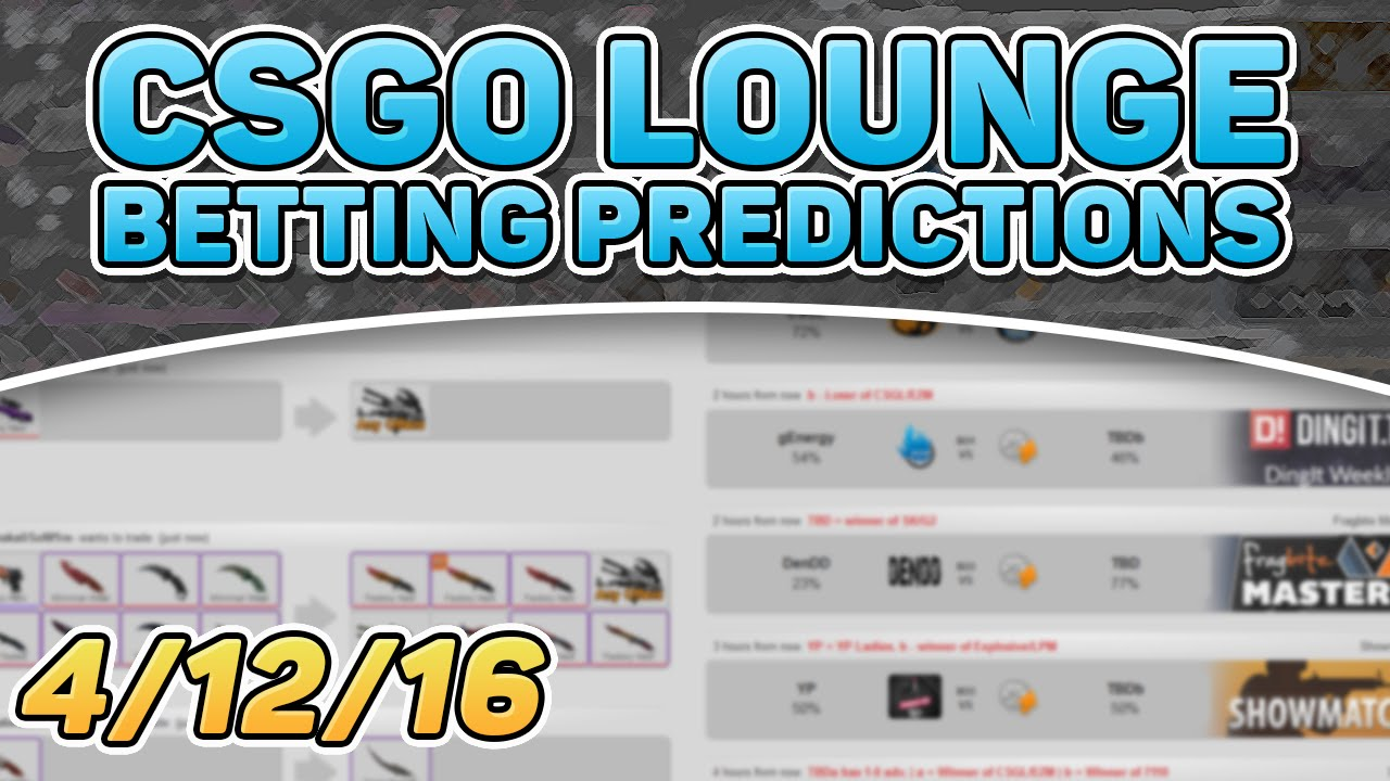 Auto betting csgo lounge predictions day2day betting on sports