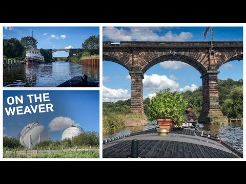 221 - Adventures On The River Weaver
