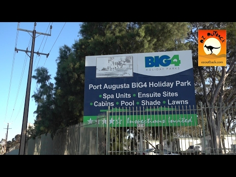 Port Augusta Big 4 Caravan Park - South Australia