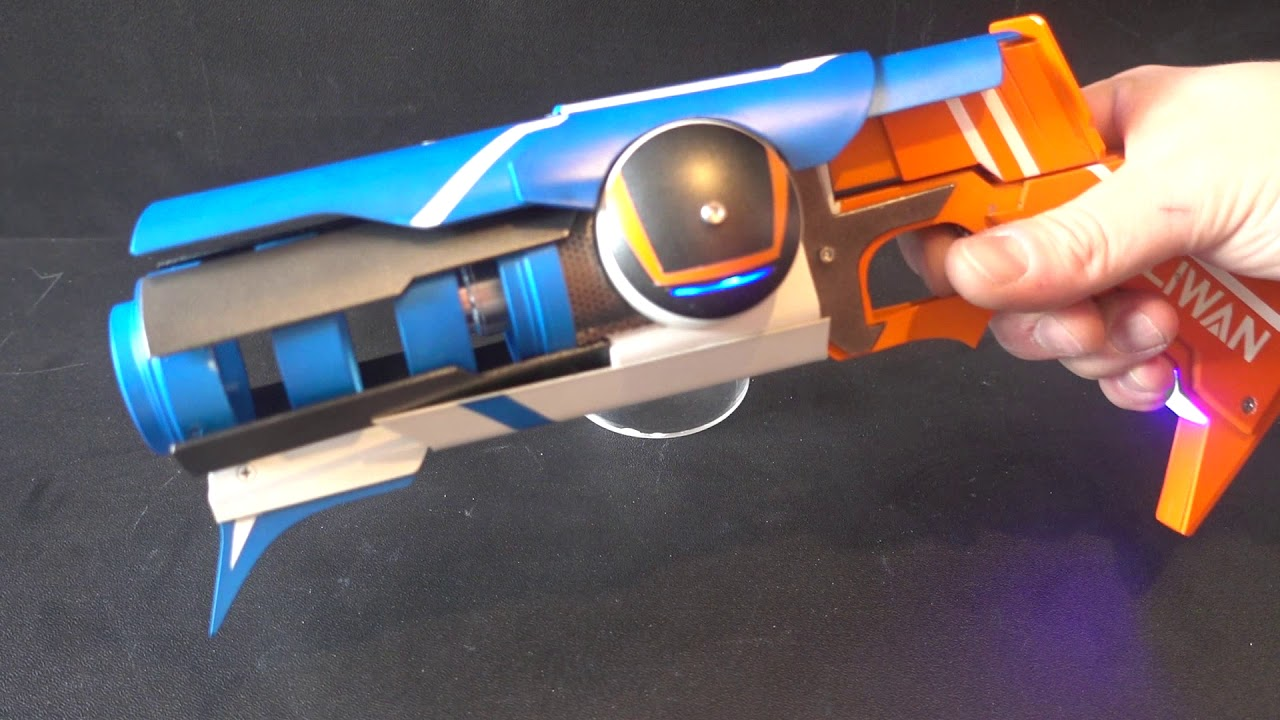 Laser Guns - LASER GADGETS by Patrick Priebe