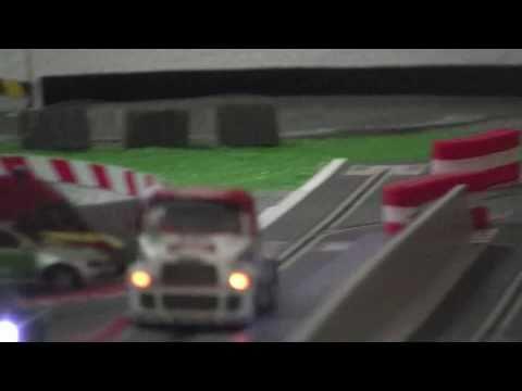 Digital Slot Fly Truck