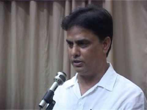 Speech of Haribansha Acharya on 17th Prakash Memorial Day