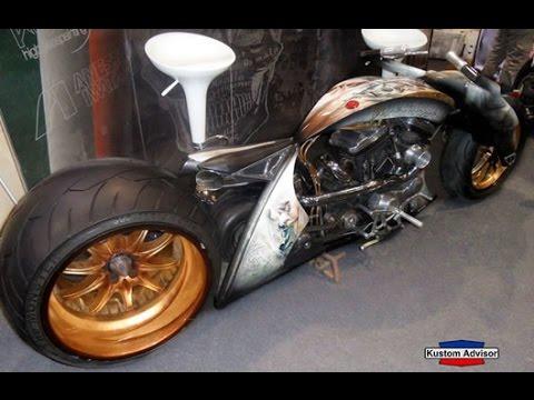 Harley Davidson Street  Modified
