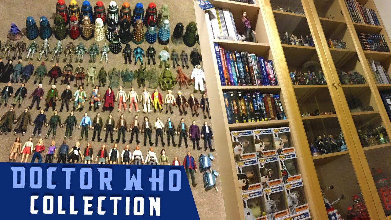 881ed3bb6f8 Doctor Who Collection Tour 2016 - YouTube