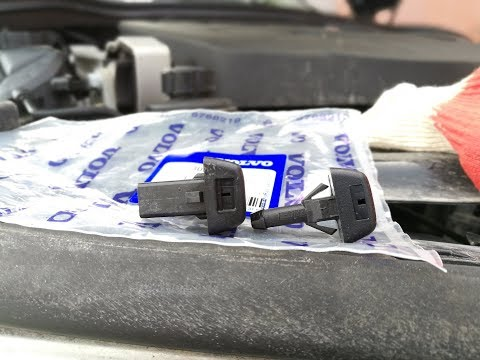 Сравнение веерных форсунок для Volvo XC70 2014 MY. Часть 3