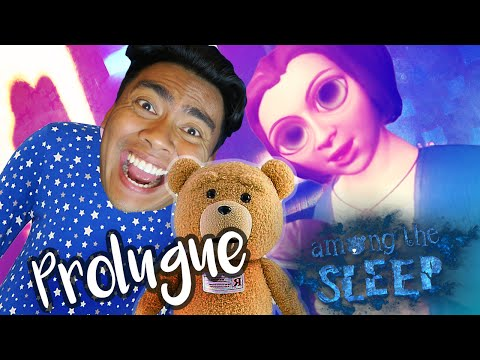 WHY IS MOMMY DRUNK? | Among The Sleep #5 (PROLOGUE)