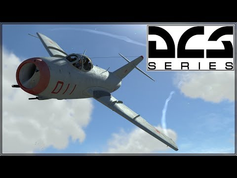 DCS 1.5 - MiG-15Bis - Online Play - SeaQuark's Korea Server - Testing
