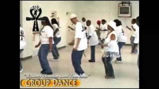 """Step / Line Dance - """"Whitney Houston/Cleveland Shuffle"""""""