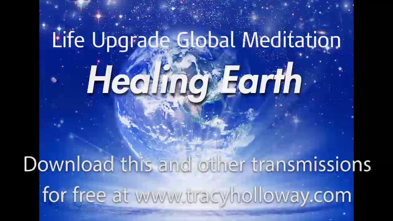 Global Meditation Healing Earth - YouTube