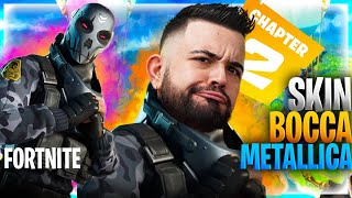 Fortnite Gameplay: skin Bocca Metallica, ma quante ROSICATE!
