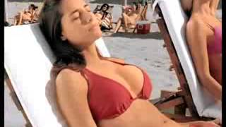 Repeat youtube video Very Funny Breast Expansion in beer commercial  Ads 2013