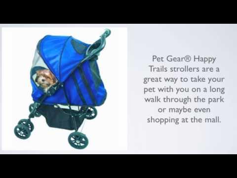 Pet Gear Happy Trails Stroller Review