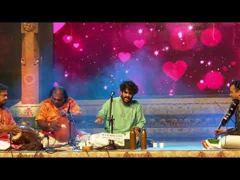 Maruvarthai Pesade - Sid Sriram- Live - Classical