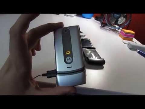 Motorola W367g