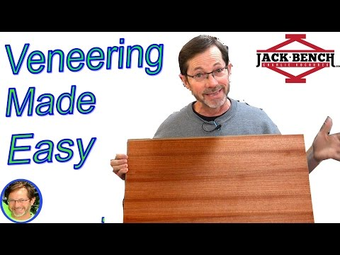 Basic Wood Veneering Techniques Made Easy