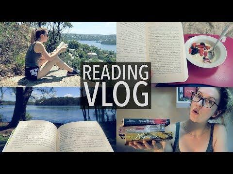 24 HOURS OF READING | ReadathonByZoe Vlog
