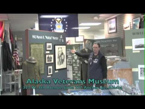 ALASKA VETERANS MUSEUM   Broadband