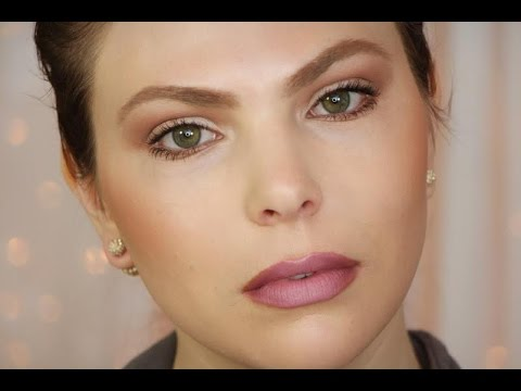 Drugstore Makeup Tutorial ♡ Valentine's Day ♡ Flirty Look | BeautyBuzzHub