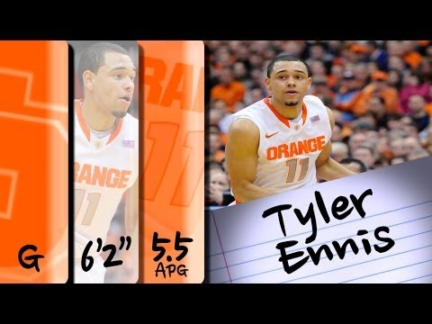 Official Highlights | Syracuse PG Tyler Ennis (#18 Pick in the NBA Draft, Phoenix Suns)