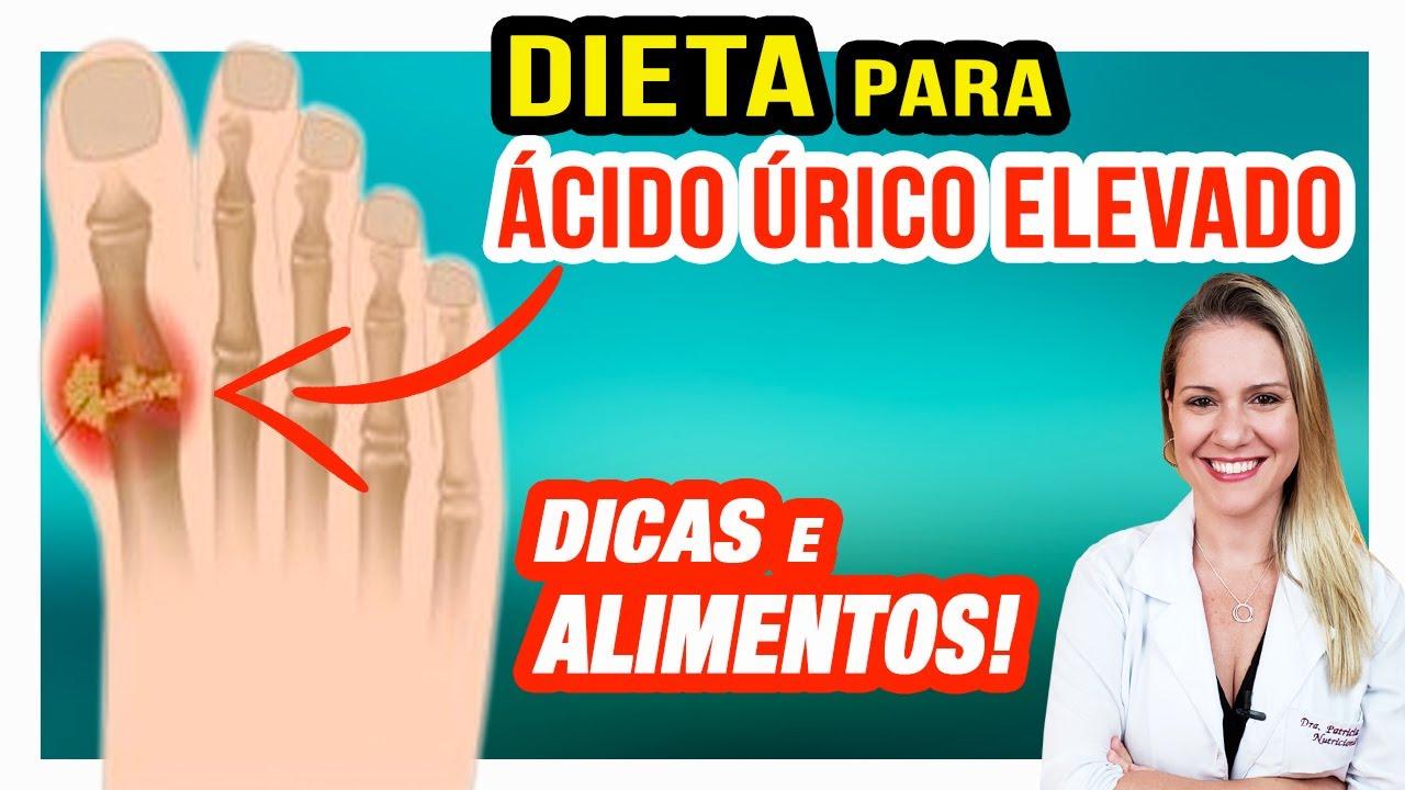 dieta para gota em portugues