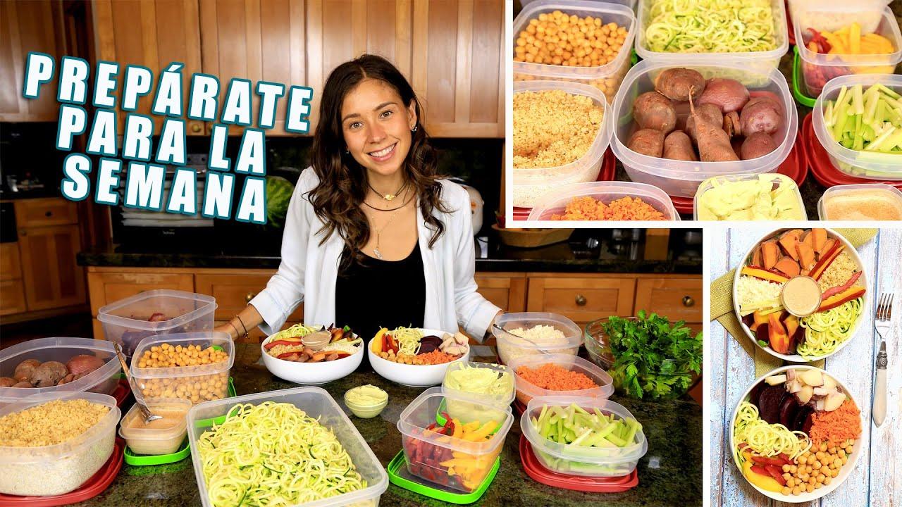Que comer en una dieta vegetariana