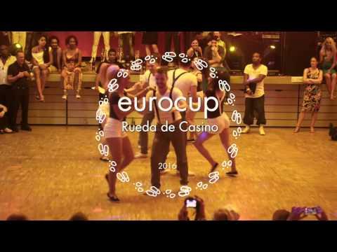 Ruedafestival Stuttgart 2016 - Eurocup Clip (official) - Rueda de Casino