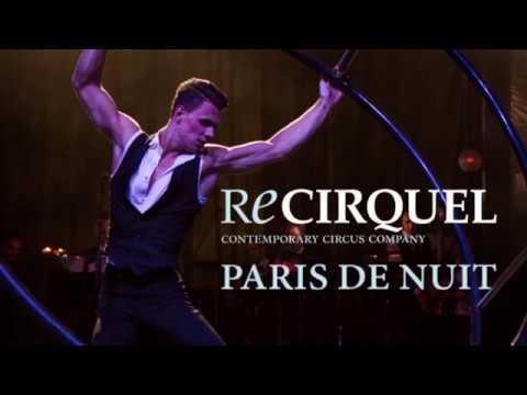 """Paris de nuit"" - Palacio de Festivales"
