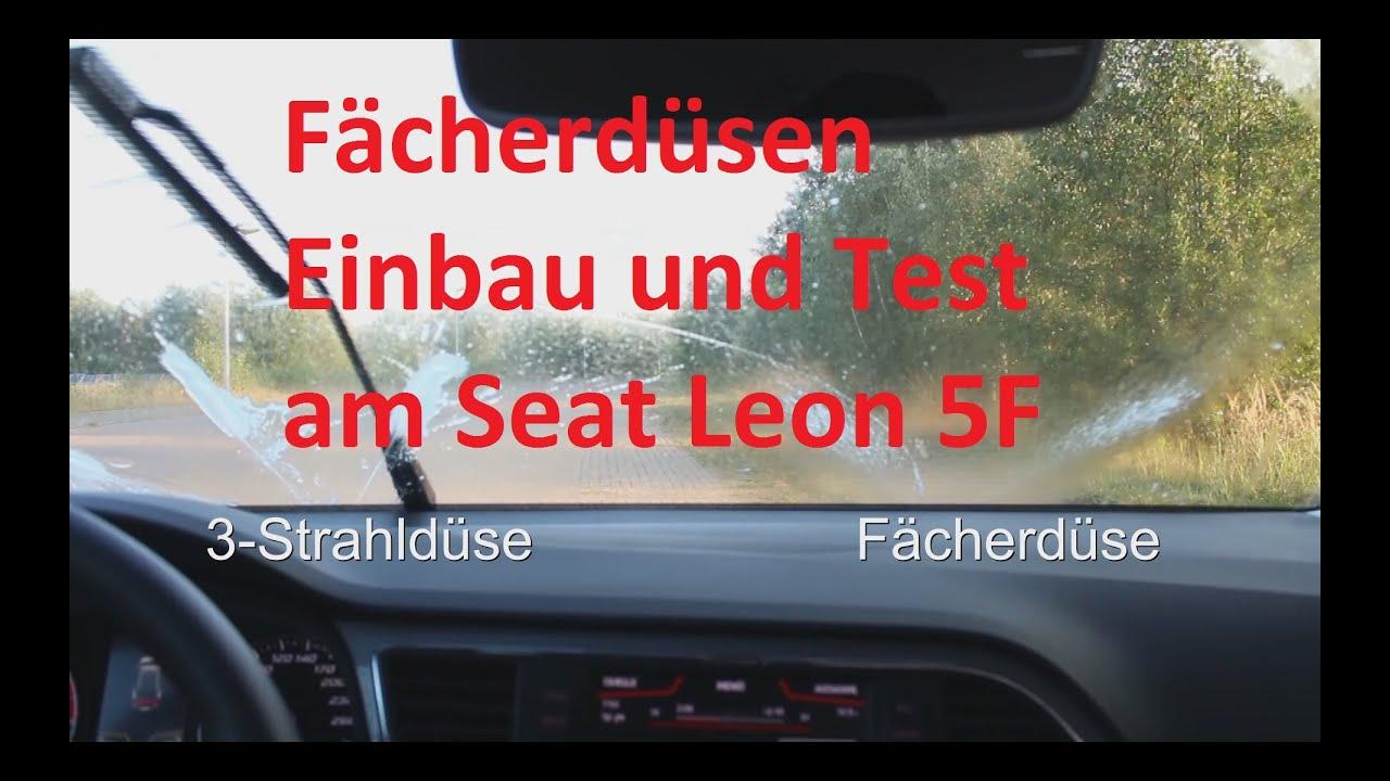 einbau und test f cherd sen seat leon 5f teil 1 youtube. Black Bedroom Furniture Sets. Home Design Ideas