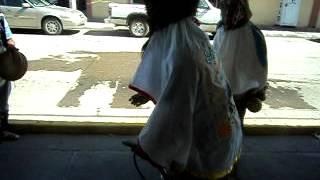 Fariseos en el Mercado Municipal de San Blas