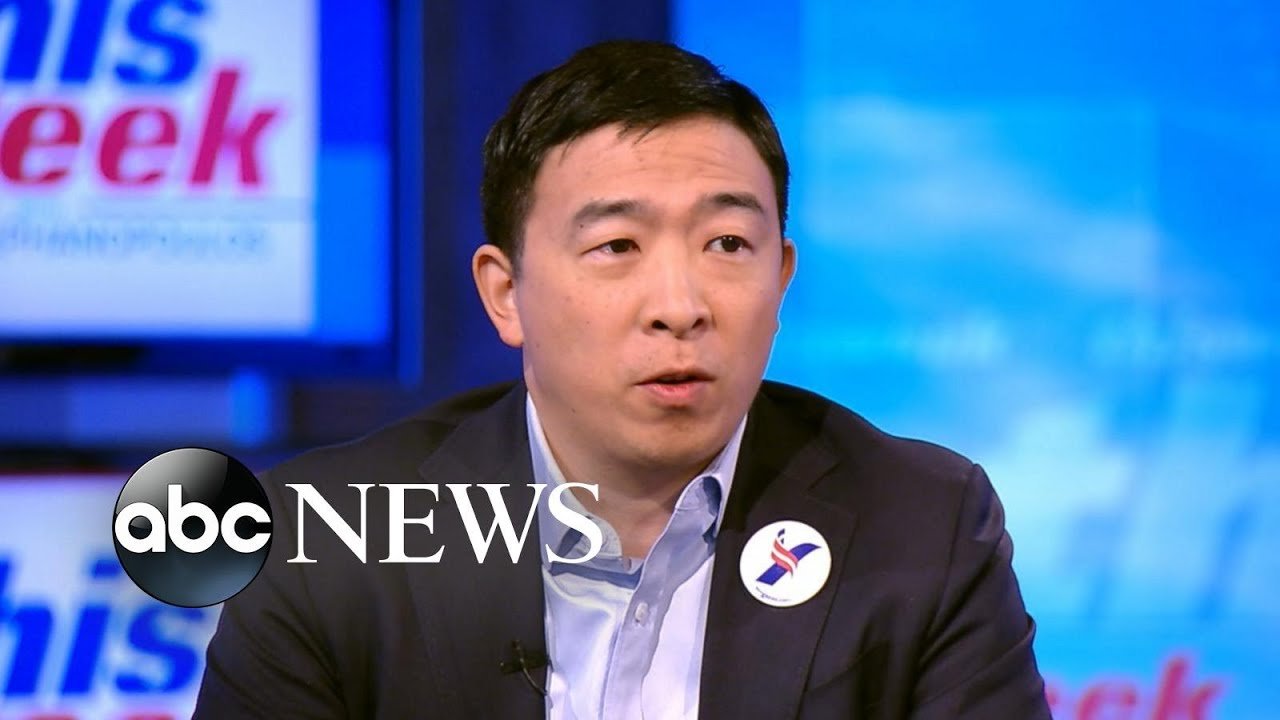 Must make universal basic income 'right of citizenship' in US: 2020 hopeful Yang
