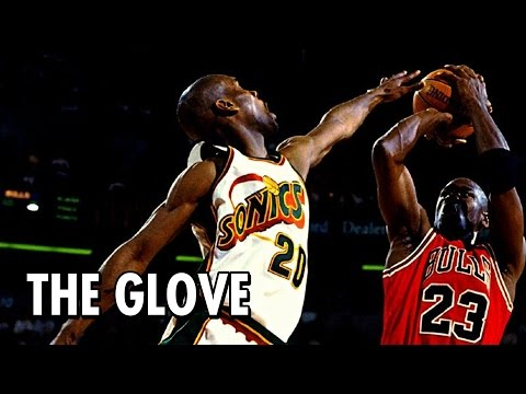Gary Payton (The Glove): The NBA