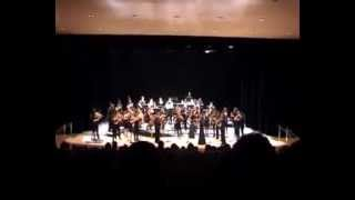 Les Boréades Suite. 8: Air gracieux, air vif; J. P. Rameau - JONC Alevins