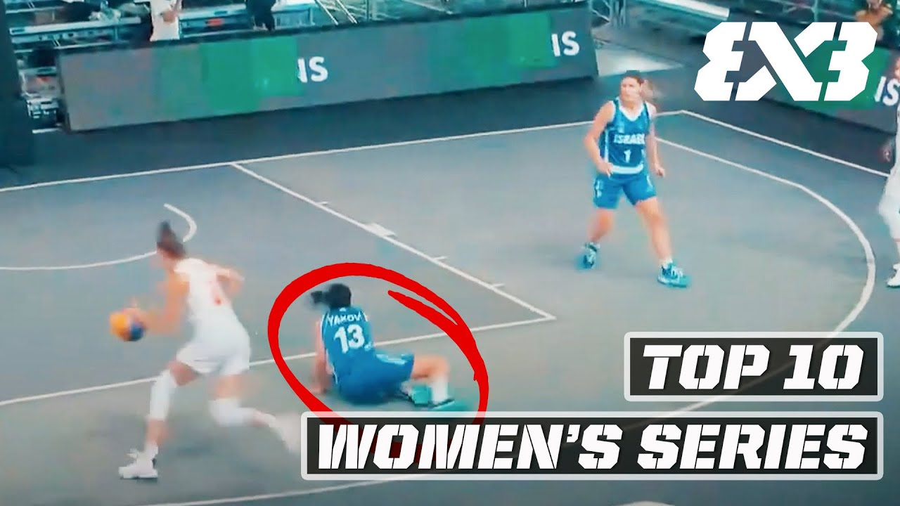 Download Best Ankle Breaker of the Year?! 😱 | Top 10 Plays | 3x3 Women's Series 2021