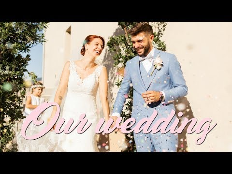 MARIAGE D'ELYROSE - OUR WEDDING [ LA PLUS BELLE VIDEO DE MA CHAINE ]