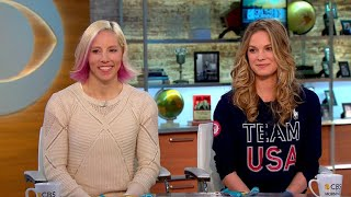 Olympic cross-country skiers behind Team USA's historic win