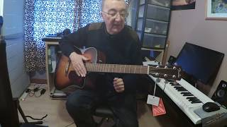 Fender CD 140 guitar review