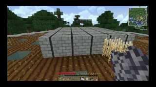 Minecraft Tutorial :  Forestry Mod Multifarm