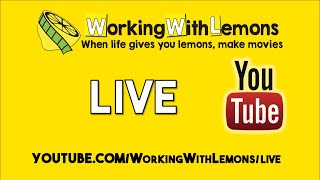 Working with Lemons planning meeting March 30th 2018