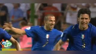 ITALY in World Cup Germany 2006