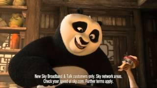 Sky Broadband Sale Kung Fu Panda 3 ITV4 26 December 2015