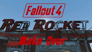 Fallout 4 Xbox One Mod Showcase Red Rocket Remake