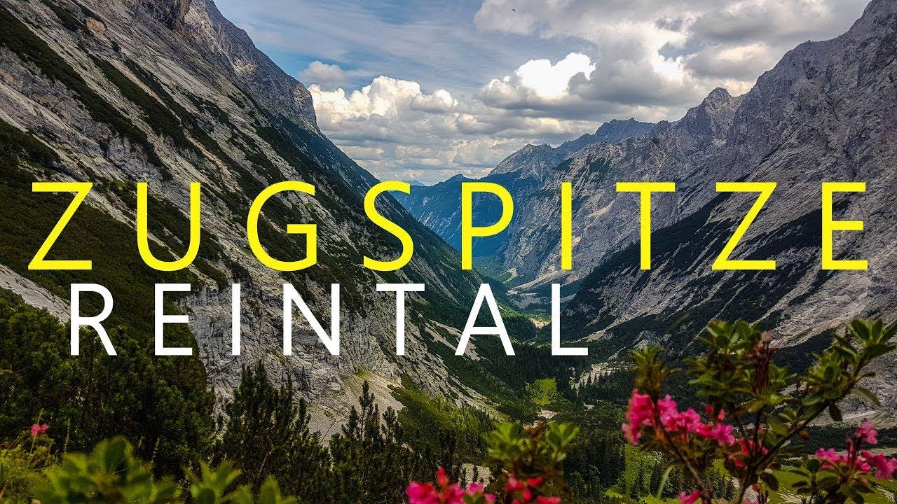 Klettersteig Zugspitze Schwierigkeitsgrad : Zugspitze m über`s reintal von der haustür bis zum gipfel