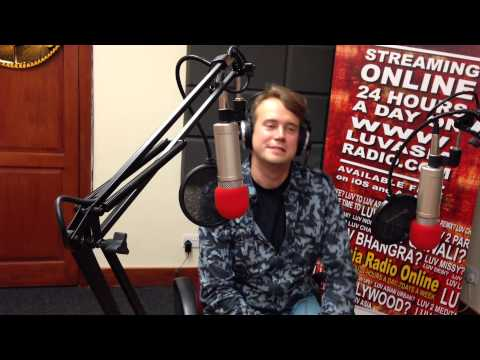 Shava Interview Luv Asia Radio HD