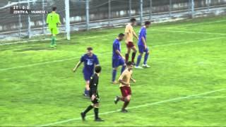 Zenith Audax-Vaianese Imp.Vernio 0-0 Promozione Girone A