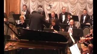 Рахманинов Концерт №2 для ф-но с оркестром 1 часть