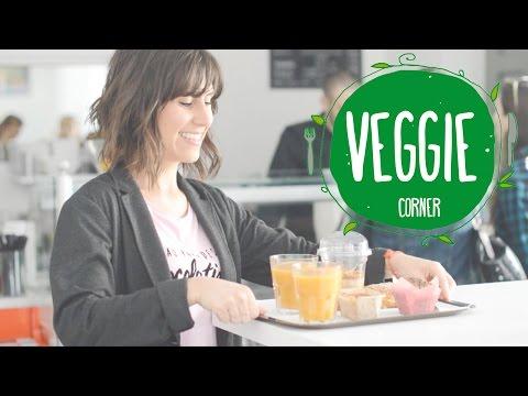 VEGGIE CORNER // Restaurant - salon de thé 100% végétal à Toulouse