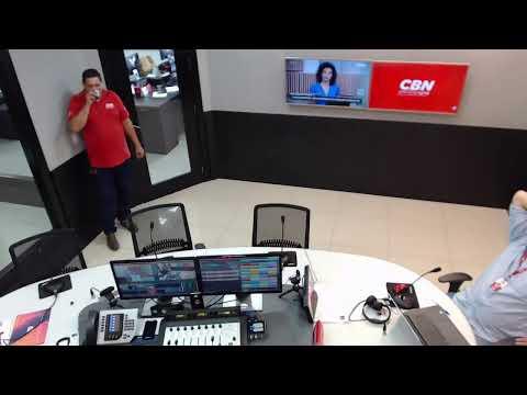 CBN Campo Grande com Otávio Neto (03/12/2019)