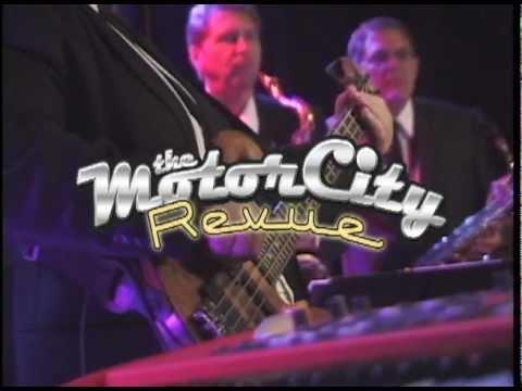 The Motor City Revue Motown Tribute Live