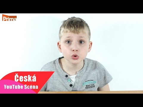 Vojta - ČESKÁ YOUTUBE SCÉNA (OFFICIAL VIDEO)
