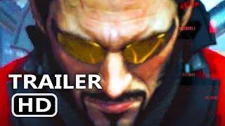 PS4 - DEUS EX Mankind Divided : A Criminal Past Trailer (DLC)